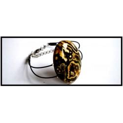 Bracelet en jaspe orbiculaire