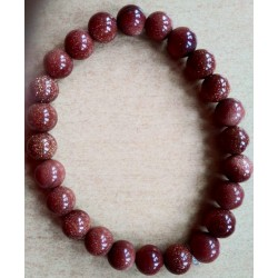 Bracelet en pierres de soleil