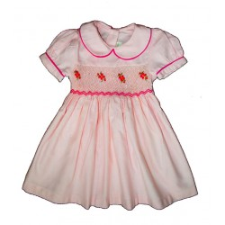 Robe rose tendre